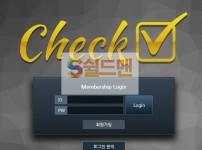 [먹튀사이트] 체크 먹튀 CHECK 먹튀확정 cr-kr.com 토토 사이트